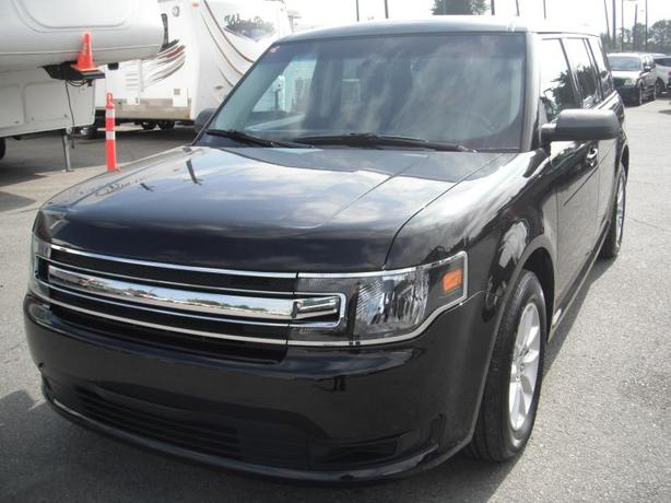 2014 Ford Flex SE FWD 3rd Row Seating