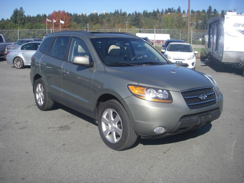 2008 hyundai santa fe limited awd outside cowichan valley cowichan mobile. Black Bedroom Furniture Sets. Home Design Ideas
