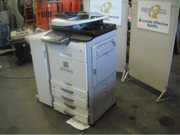 2014 Sharp MX-3610N Colour Photocopier