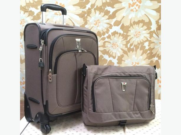 Delsey Luggage Set