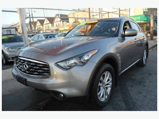 2011 INFINITI FX35 AWD LOCAL NO ACCIDENTS GPS/SUNROOF/LEATHER