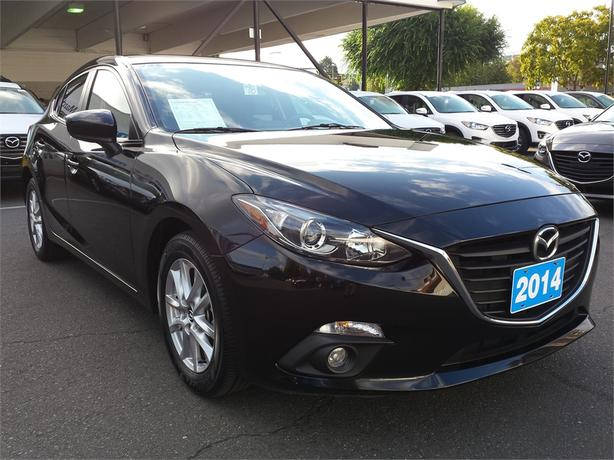 2014 Mazda Mazda3 Sport GS Moonroof