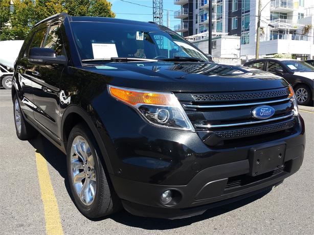 2011 Ford Explorer Ltd. AWD