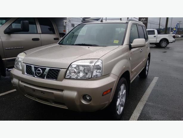 2006 Nissan X-Trail LE