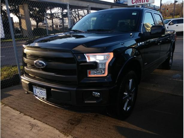 2015 Ford F-150 Lariat FX4 CrewCab Fully Loaded