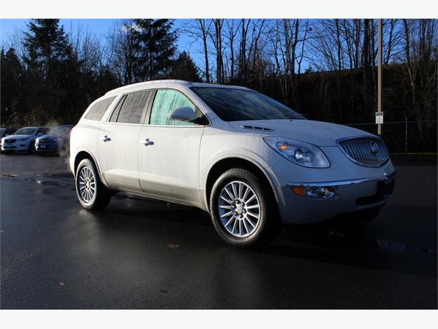 Moncton Buick Enclave >> 2012 Buick Enclave CXL   LEATHER   HEATED SEATS   BLUETOOTH Outside Victoria, Victoria