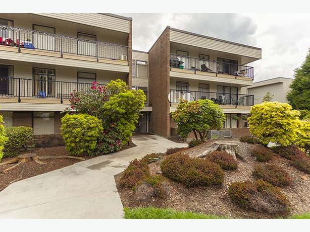 Avail. Dec  Gorgeous  1 bedroom Coquitlam Cypress Gardens Apartments