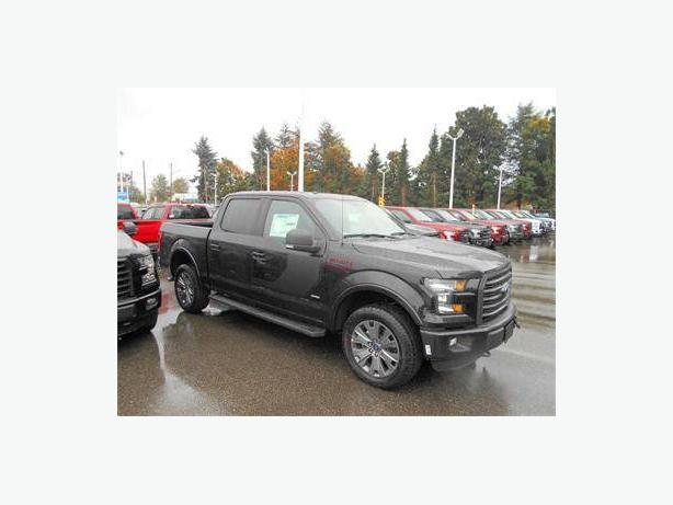 2016 Ford F-150 Special Edition *Black* Max Tow and Navigation* 4x4