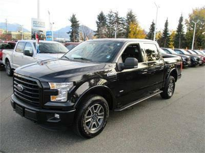 2015 ford f 150 sport fx4 black twin panel moonroof and navigation outside metro vancouver. Black Bedroom Furniture Sets. Home Design Ideas