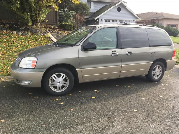 2004 ford freestar minivan 7 seater saanich victoria. Black Bedroom Furniture Sets. Home Design Ideas