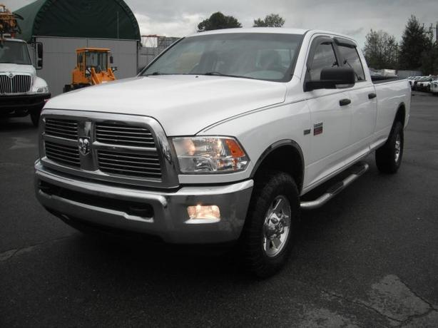 2012 Dodge Ram 2500 HD SLT Crew Cab Long Box 4WD