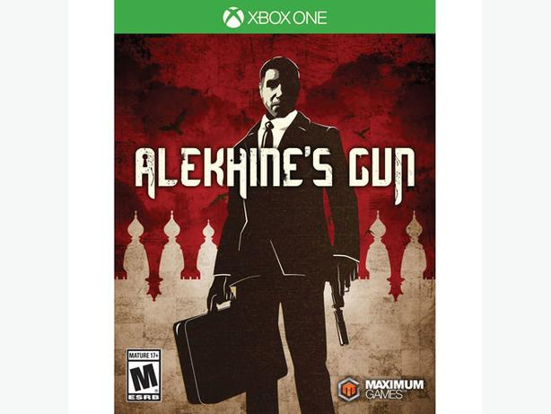 Brand New Sealed Copy of Alekhine's Gun for Xbox One
