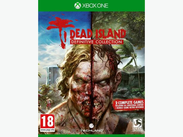 Brand New Sealed Copy of Dead Island Definitive Collection Xbone