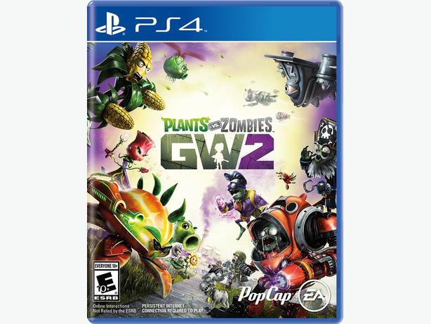 Selling a Brand New Sealed Copy Plants vs Zombies GW 2 For PS4