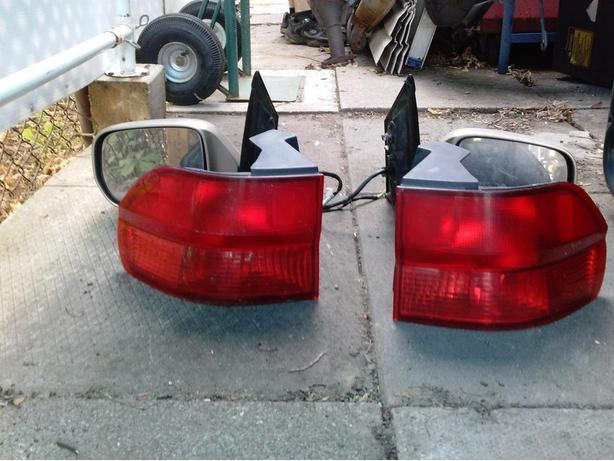 Mirrors & Tail lights