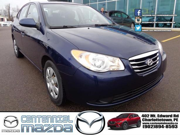 2010 HYUNDAI ELANTRA GLS SEDAN ONLY 96500 KM