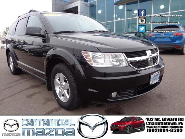 2010 DODGE JOURNEY SE FWD 109000 KM REDUCED TO $6995
