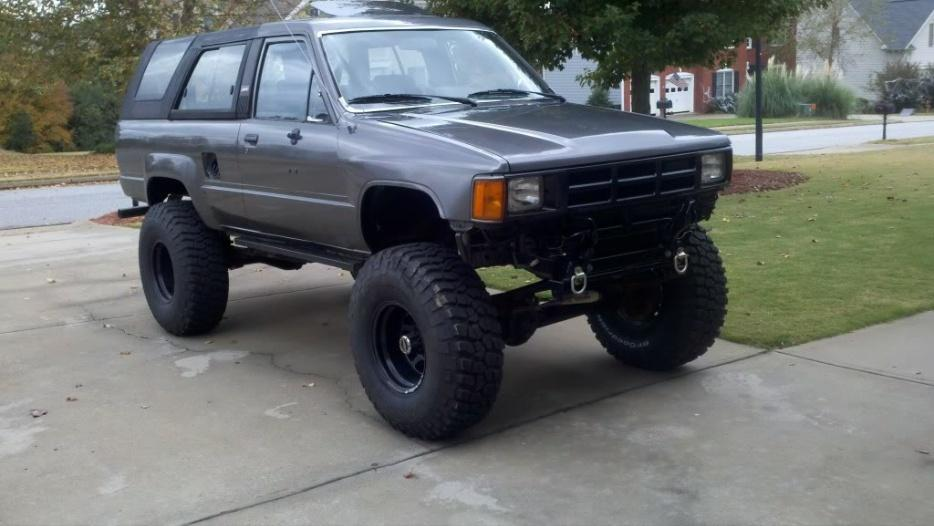 Wanted First Gen Toyota 4x4 Victoria City Victoria