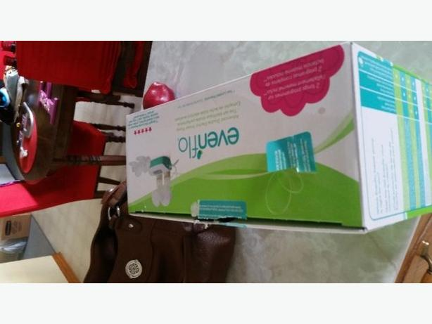 evenflo advanced double electric breast pump instructions