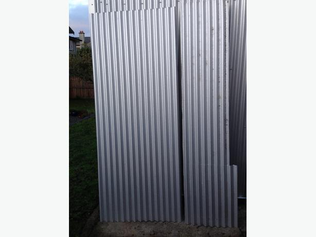 Vicwest Metals 7 8 Corrugated Roofing Siding Saanich Victoria