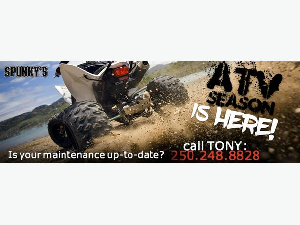 ATV AND SIDE BY SIDE SERVICE SPECIAL