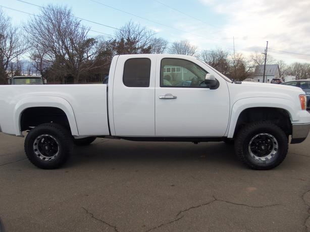 2007 gmc sierra 2500 hd ext cab 4x4 6 0lt gas. Black Bedroom Furniture Sets. Home Design Ideas