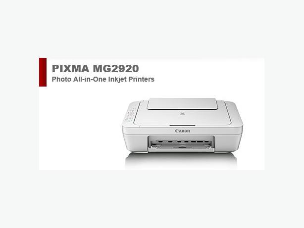 REDUCED $ - Canon PIXMA MG2920 All-In-One Printer