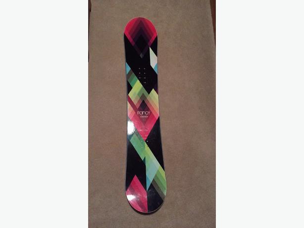 Womens Firefly Snowboard