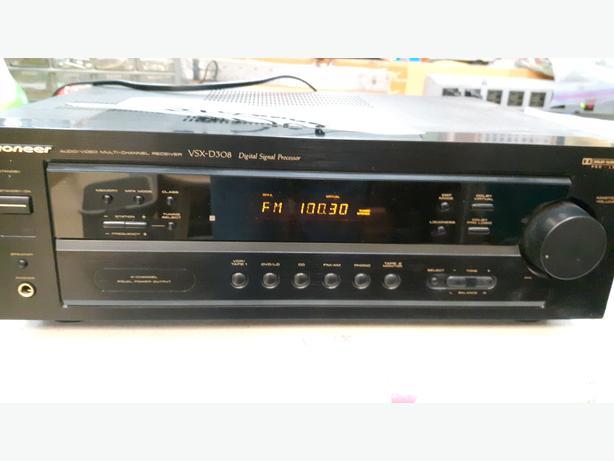 Pioneer Vsx D308 Receiver For Sale At St Vincent De Paul