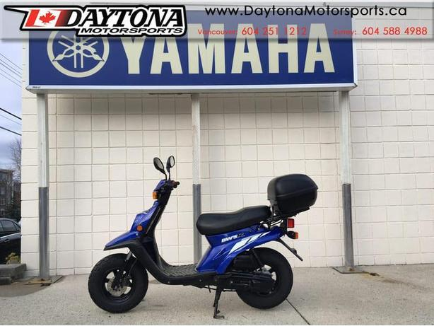 * SOLD * 2002 Yamaha BWs 50 Scooter  * 2 STROKE POWER!! *