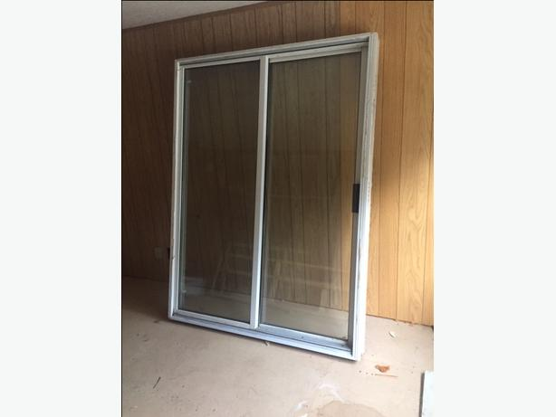 5' Patio Door, Good Condition