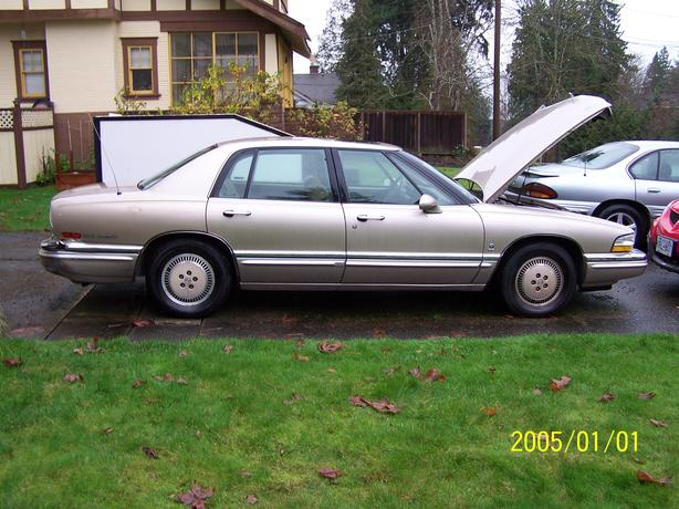 1993 buick park ave ultra 3 8l supercharged outside victoria victoria. Black Bedroom Furniture Sets. Home Design Ideas