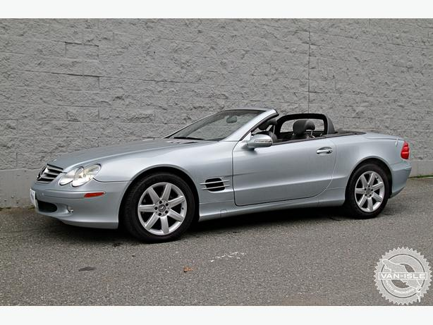 63,000KM Mercedes-Benz SL500
