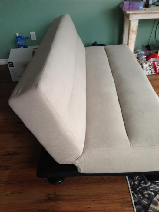 klick klack sofa bed saanich victoria mobile. Black Bedroom Furniture Sets. Home Design Ideas