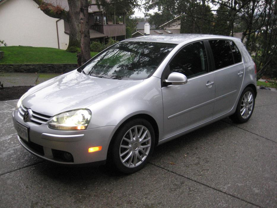 Vw Rabbit Golf Sportline 5 Speed Very Clean Saanich