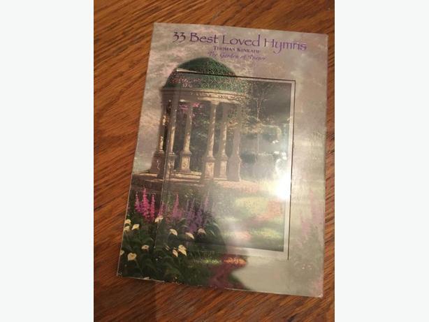 Thomas Kinkade Best Loved Hymns (The Garden of Prayer) DVD