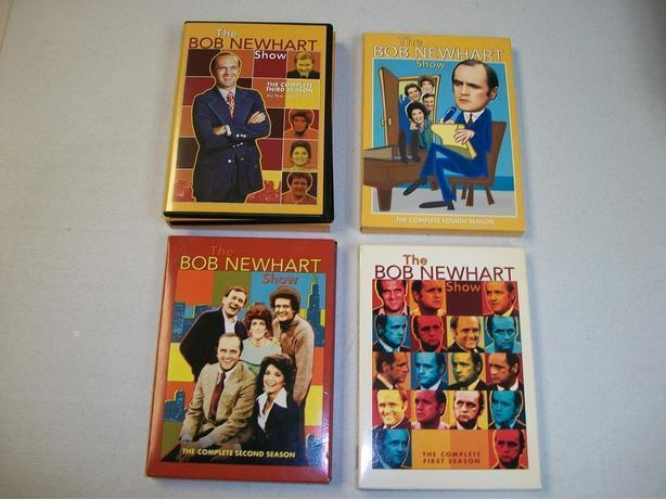Bob Newhart Show - Seasons 1, 2, 3, 4