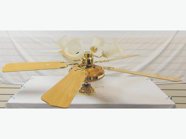 Multi speed ceiling fan