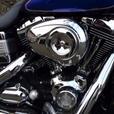Dyna Low Rider 1584 cc Harley Davidson (2009) Motorcycle