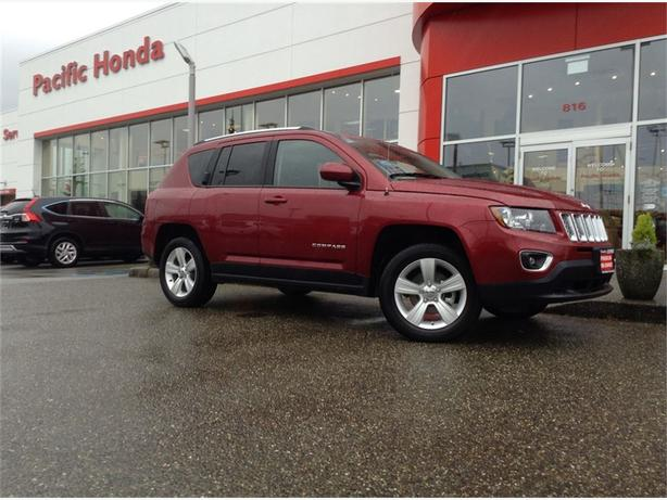 2015 Jeep Compass Best value in the country for a 4x4 suv!