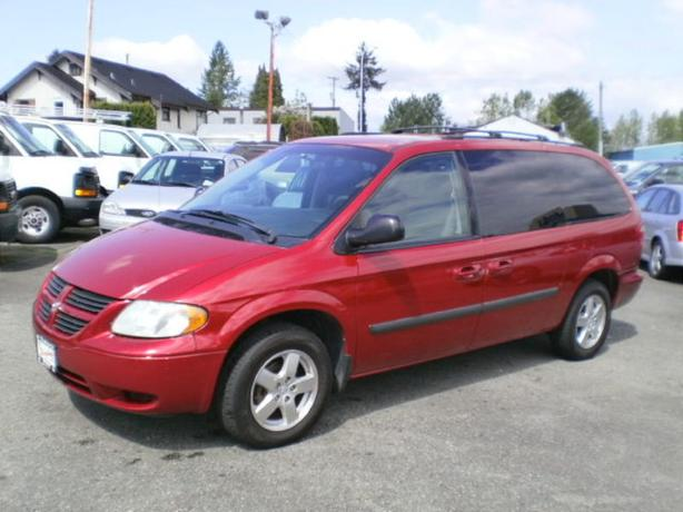 2007 Dodge Grand Caravan, stow n go,