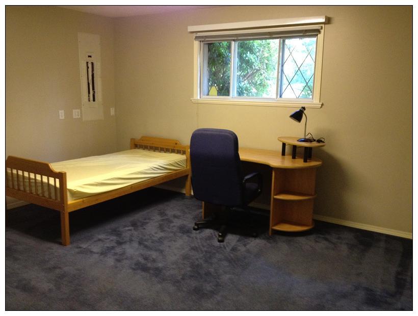 Agassiz Room For Rent