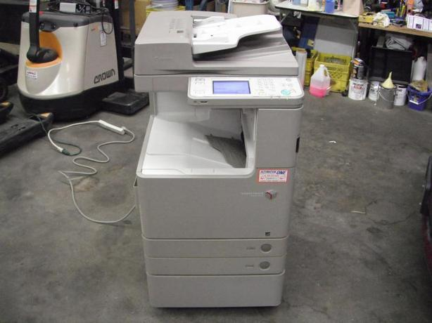 Canon Image Runner Advance Colour Photocopier