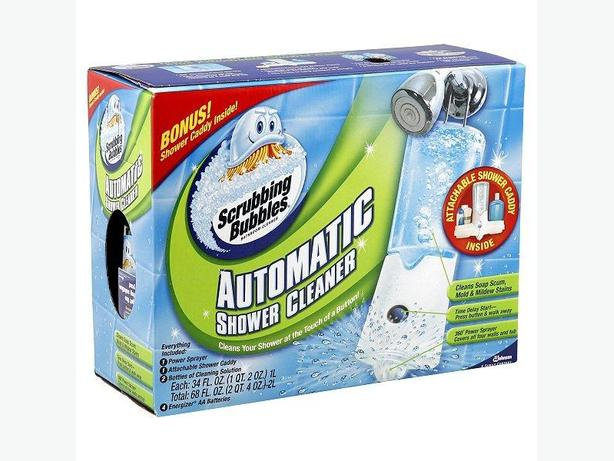 Scrubbing Bubbles Automatic Shower Cleaner, 1 kit