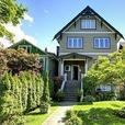 Two Bedroom Furnished Suite in Restored Heritage Home - Kitsilano #442