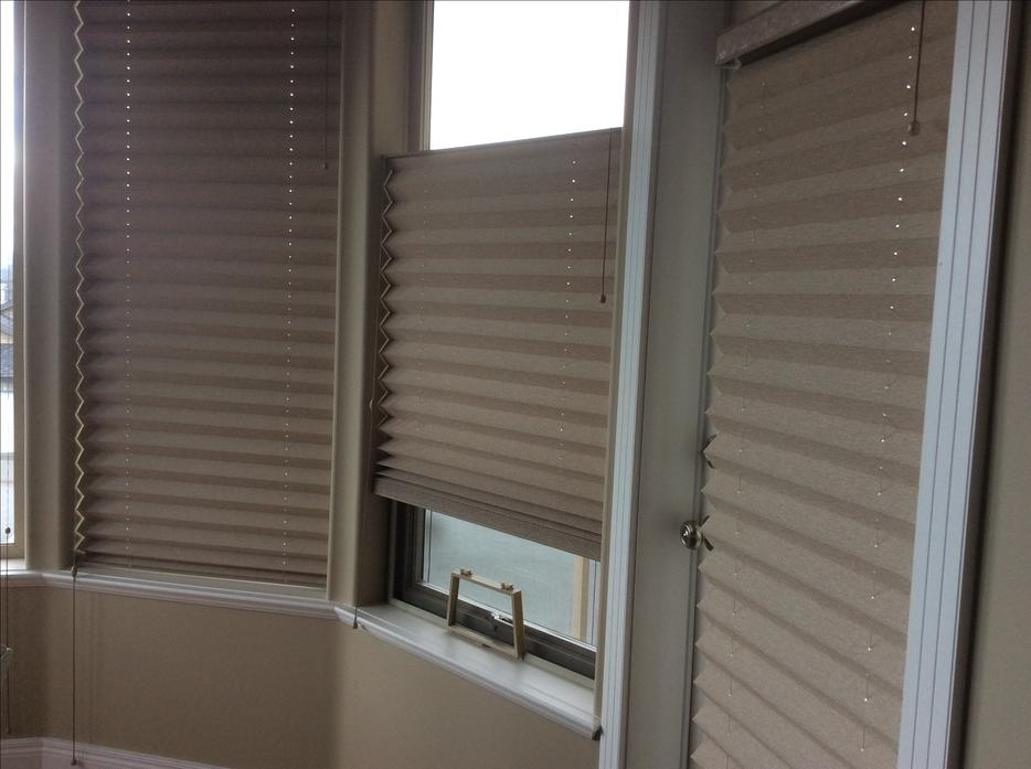Roman Shades Campbell River Comox Valley