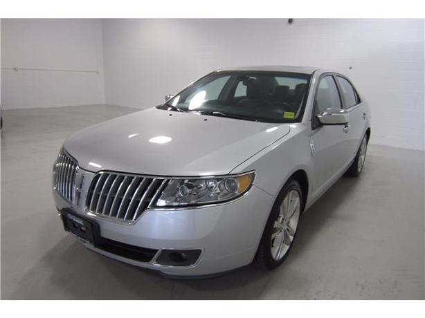 2010 LINCOLN MKZ 4DR (89,396KM) -SUNROOF/NAVIGATION/LEATHER