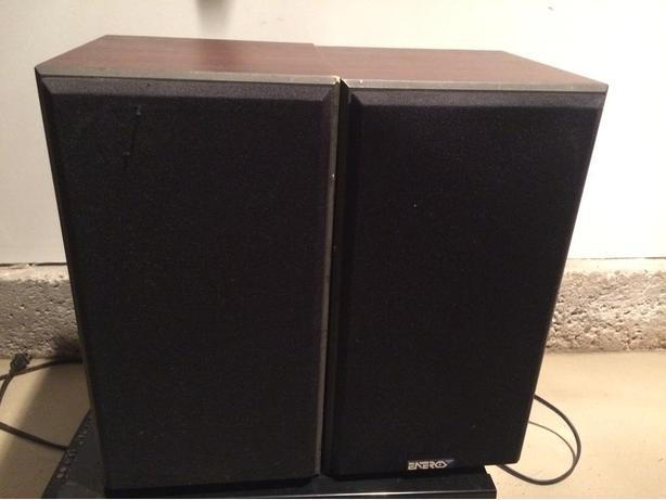 REDUCED Energy Bookshelf Speakers Pro Series 35