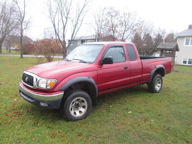 quater ton truck