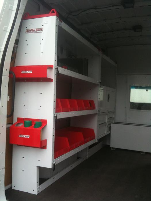 Partition Bulkheads And Outfitting All Seasons Auto
